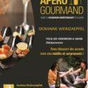 Apéro gourmand au Domaine Weinzaepfel